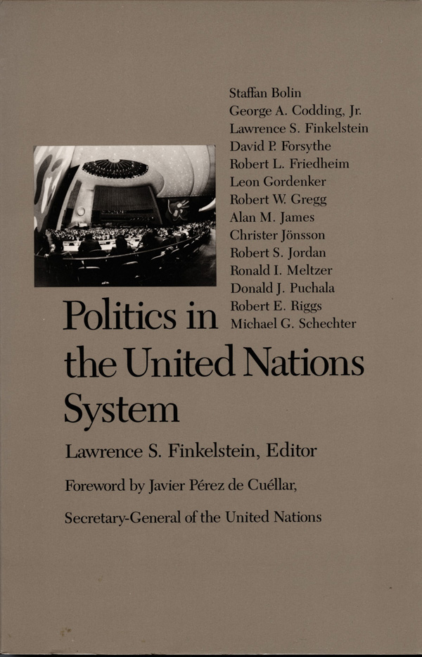 Politics in the United Nations System