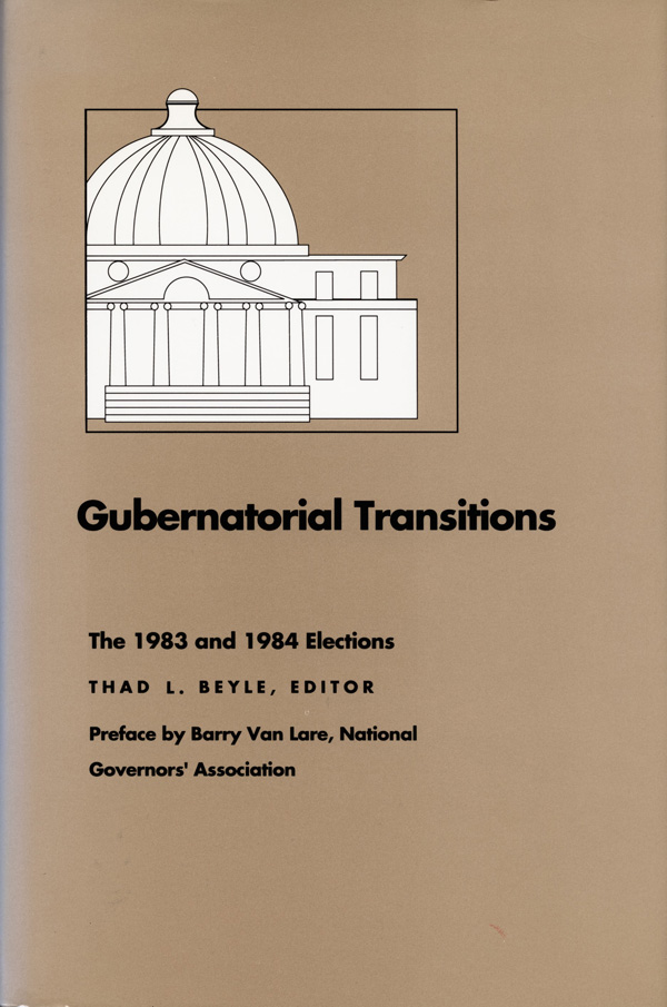 Gubernatorial Transitions