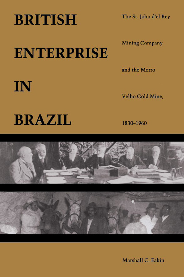 A British Enterprise in Brazil