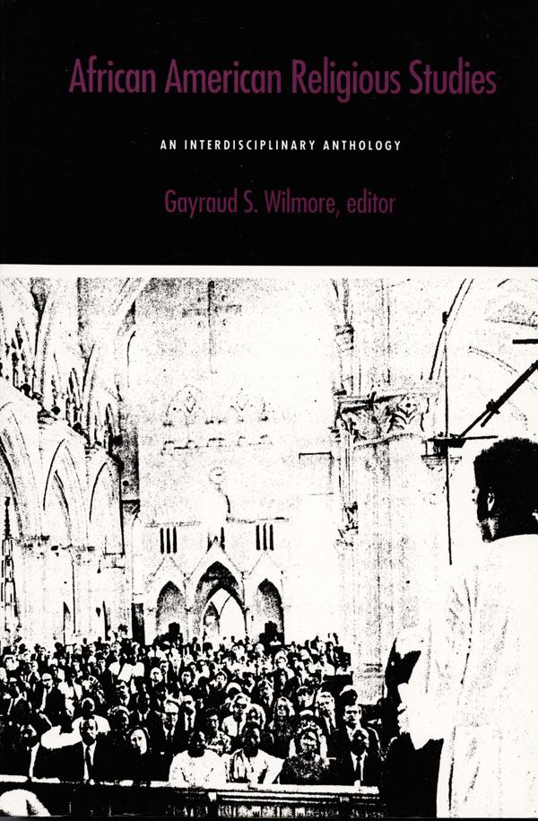 African American Religious Studies