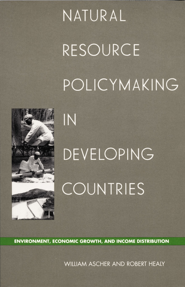 Natural Resource Policymaking in Developing Countries