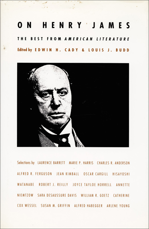 On Henry James