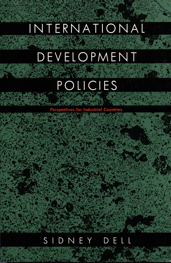 International Development Policies