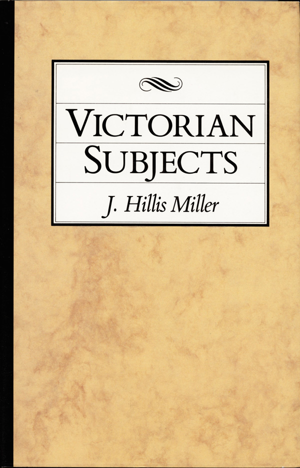 Victorian Subjects