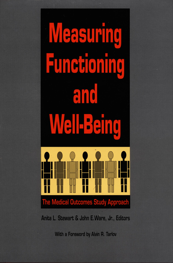 Measuring Functioning and Well-Being