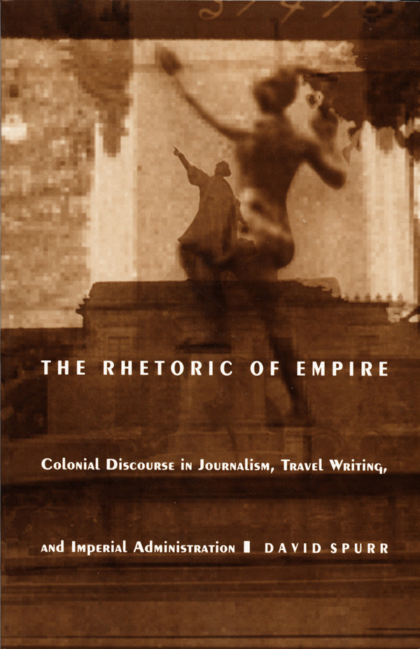 The Rhetoric of Empire