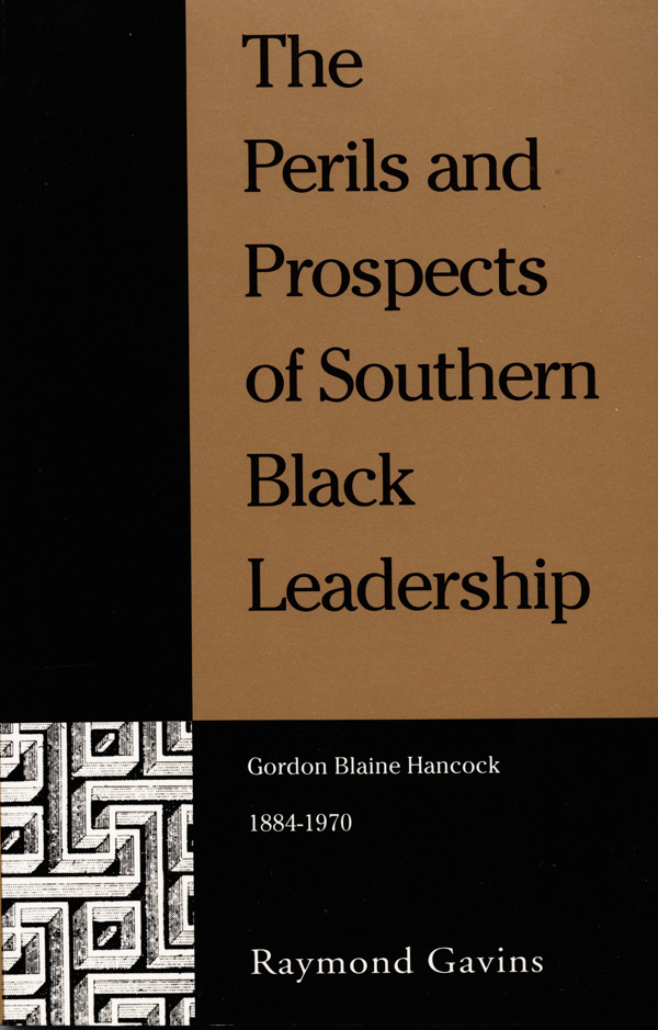 The Perils and Prospects of Southern Black Leadership