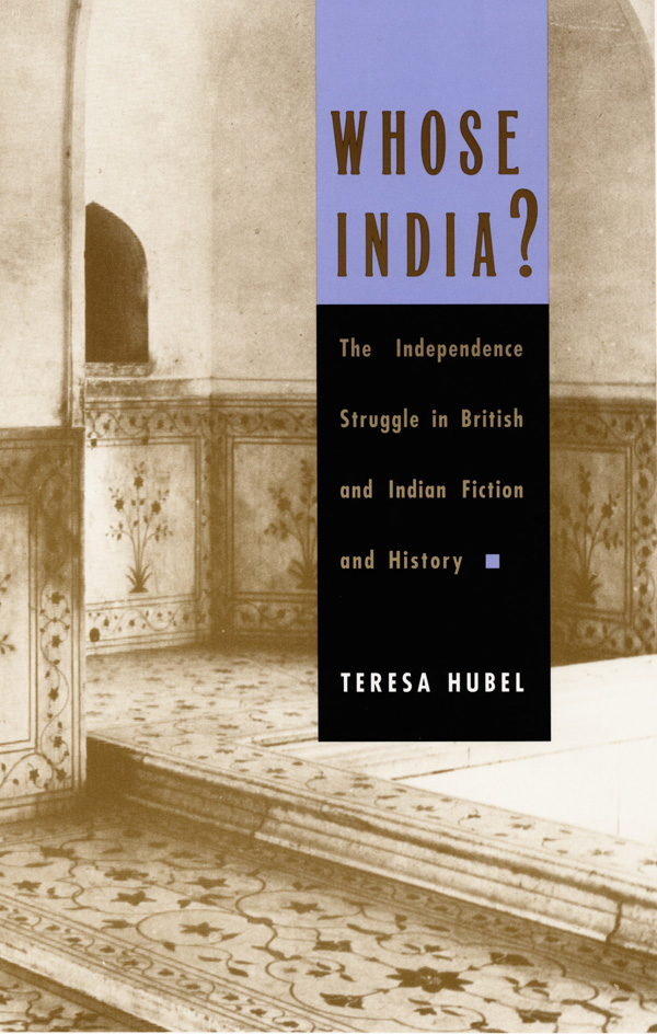 Whose India?