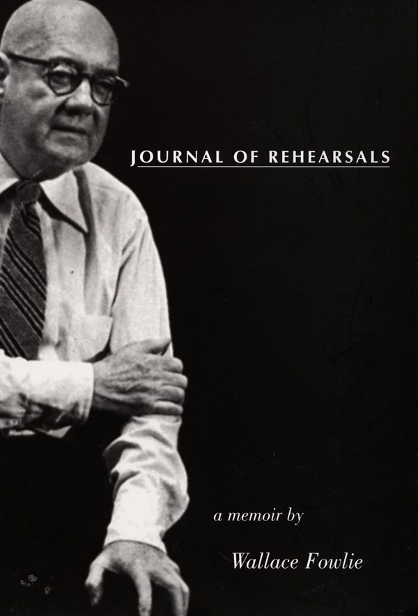 Journal of Rehearsals