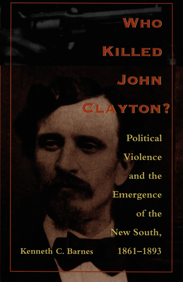 Who Killed John Clayton?