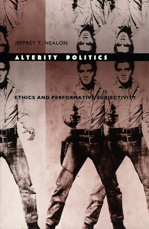 Alterity Politics