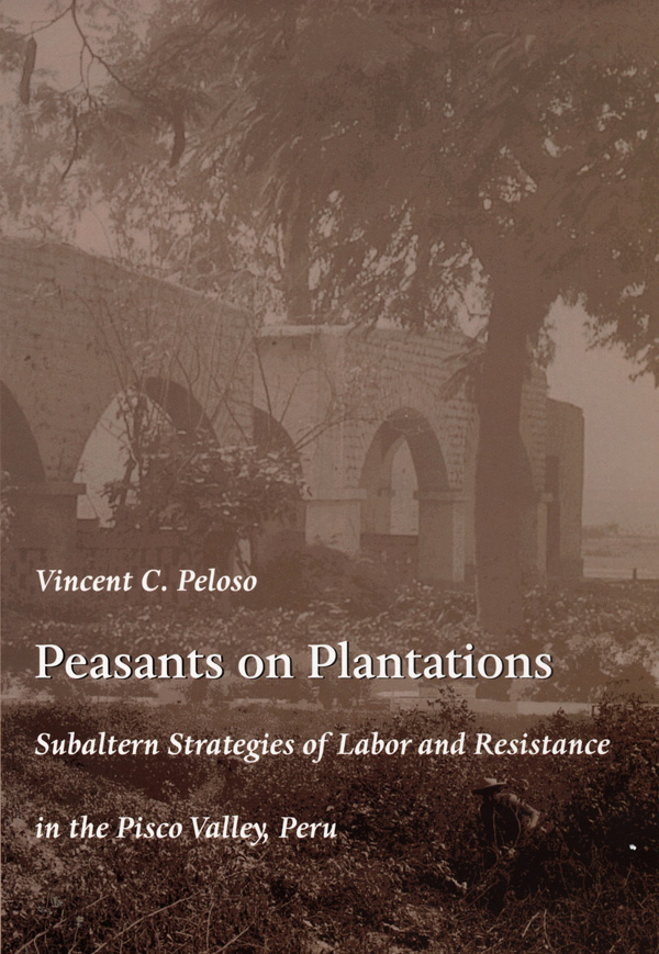 Peasants on Plantations