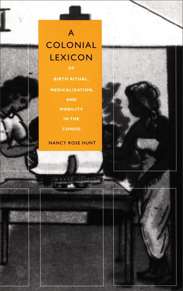 A Colonial Lexicon