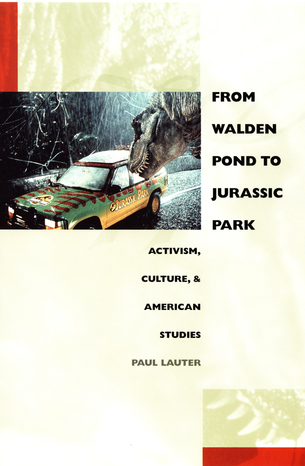 From Walden Pond to Jurassic Park