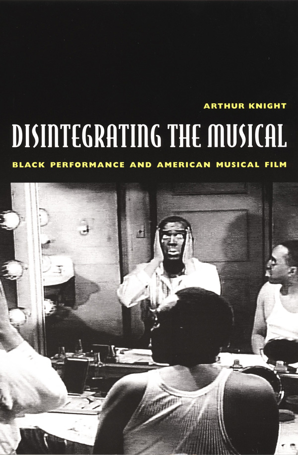 Disintegrating the Musical