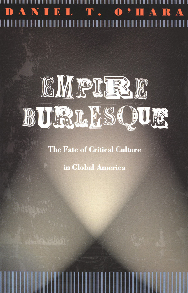 Empire Burlesque