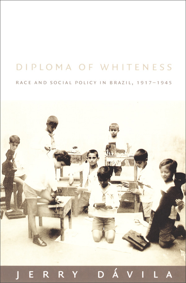 Diploma of Whiteness