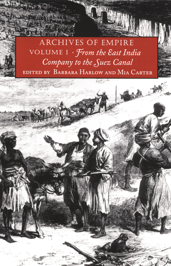 Duke University Press - Archives of Empire