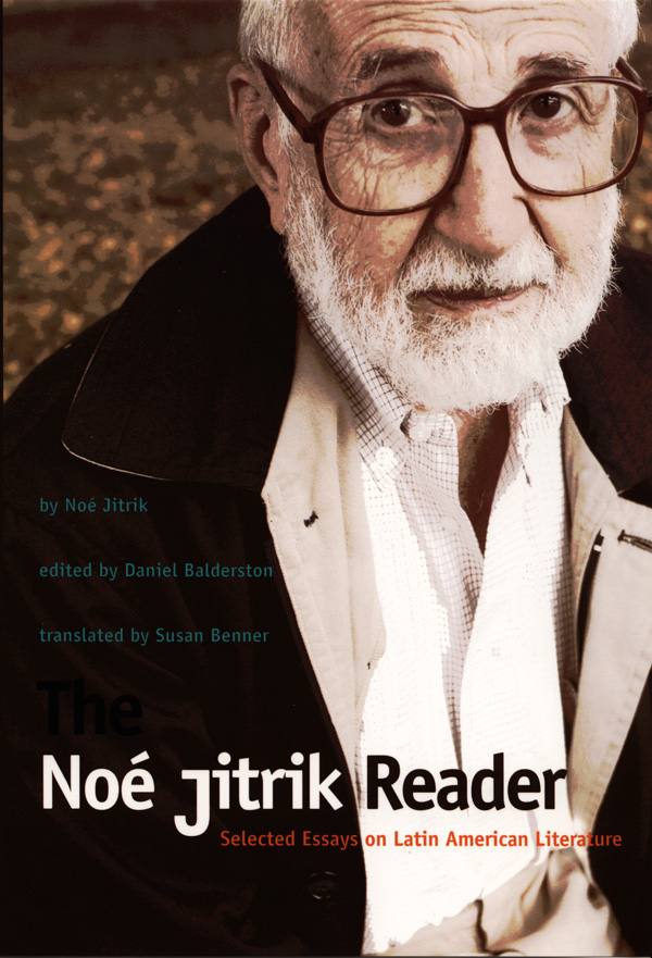 The Noé Jitrik Reader