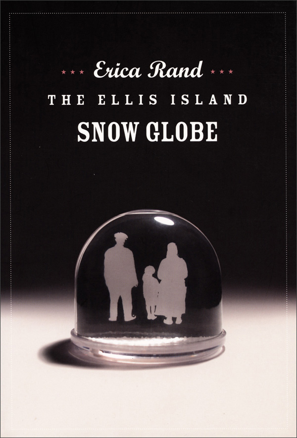 The Ellis Island Snow Globe