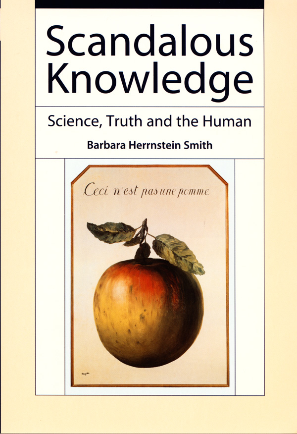 Scandalous Knowledge