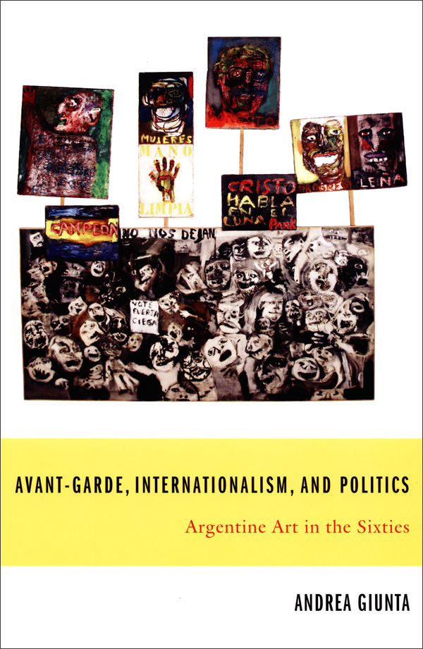 Avant-Garde, Internationalism, and Politics