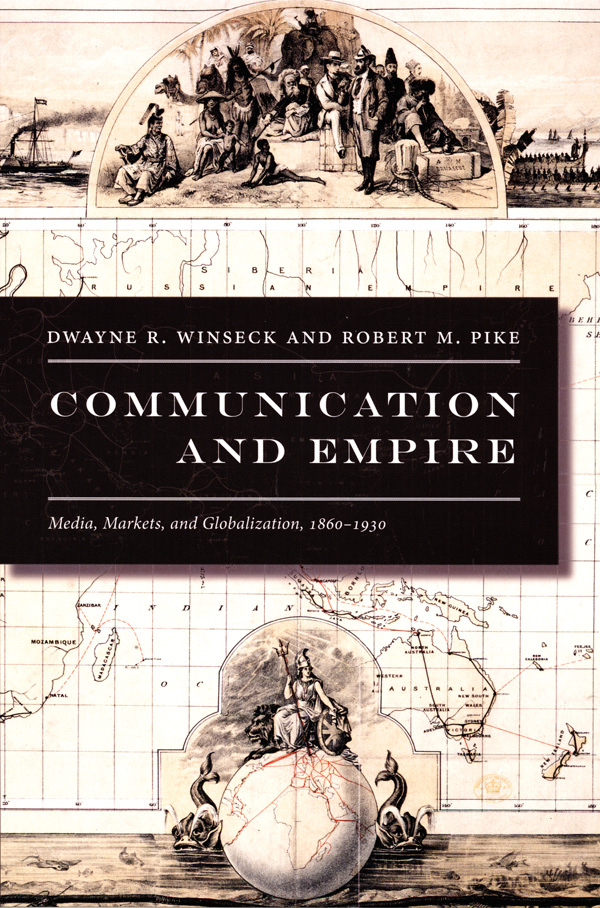 Communication and Empire