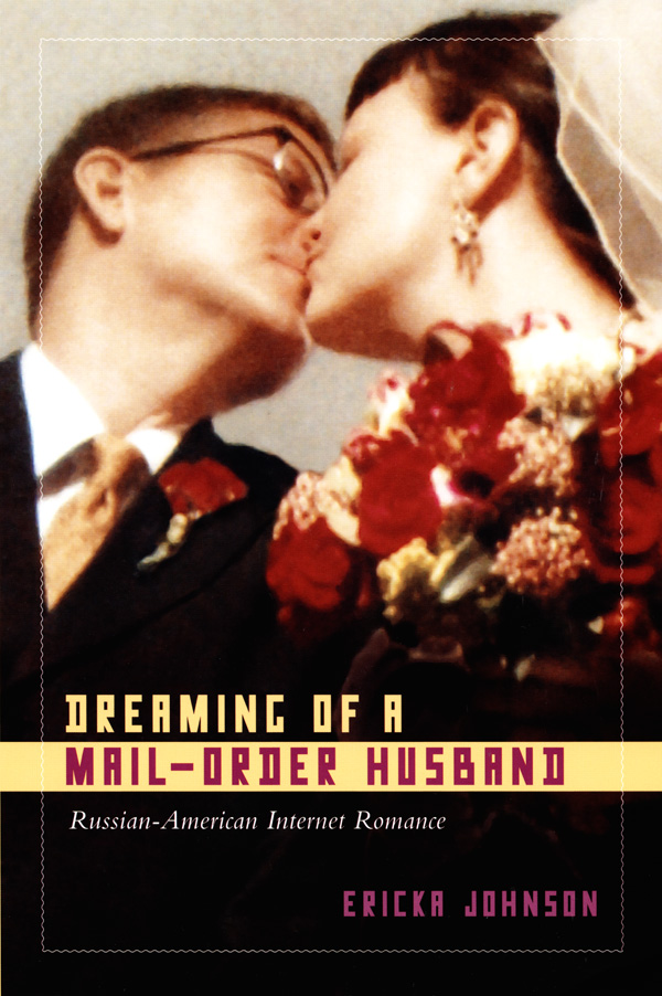 Dreaming of a Mail-Order Husband
