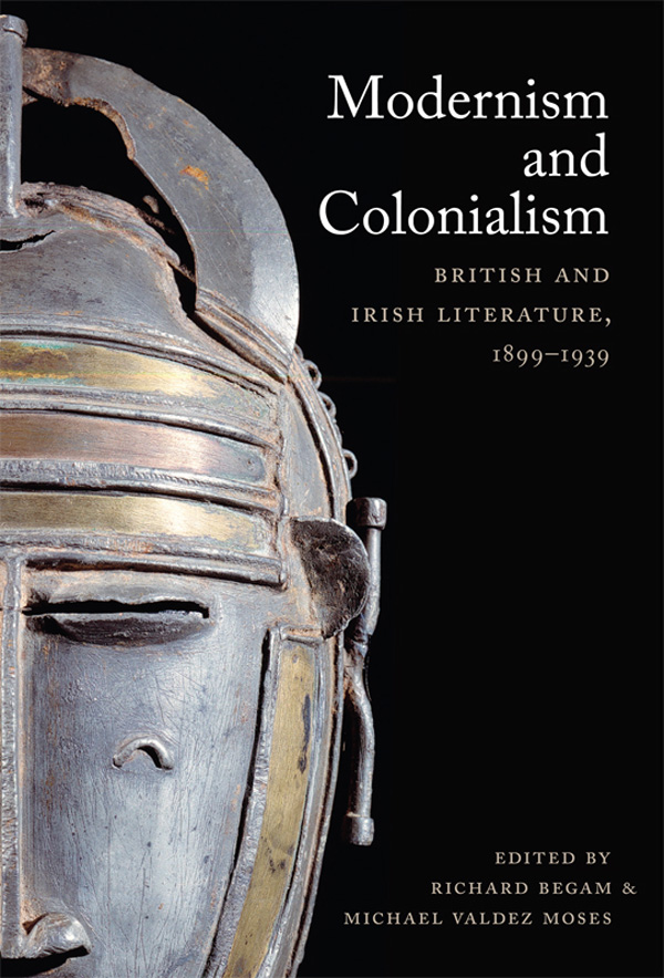 Modernism and Colonialism
