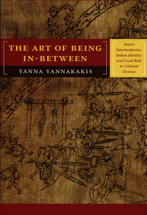 The Art of Being In-between