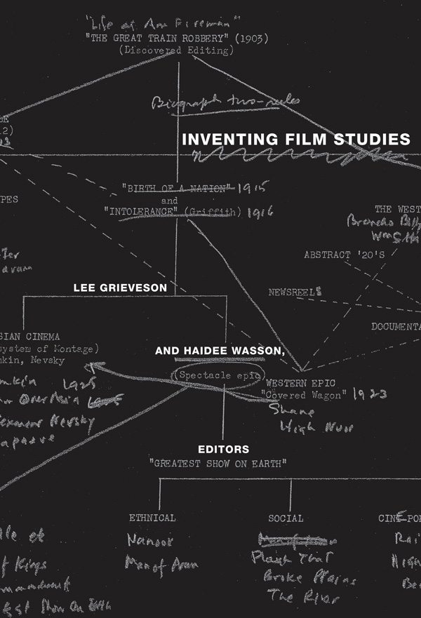 Duke University Press - Inventing Film Studies