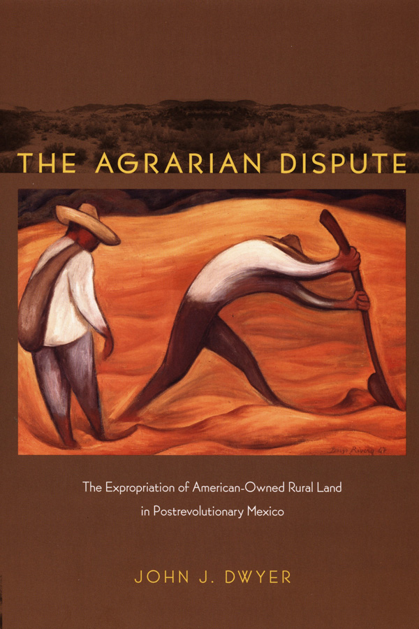 The Agrarian Dispute