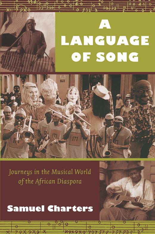 A Language of Song
