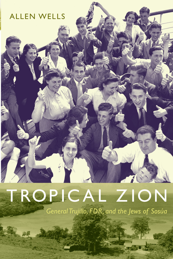 Tropical Zion