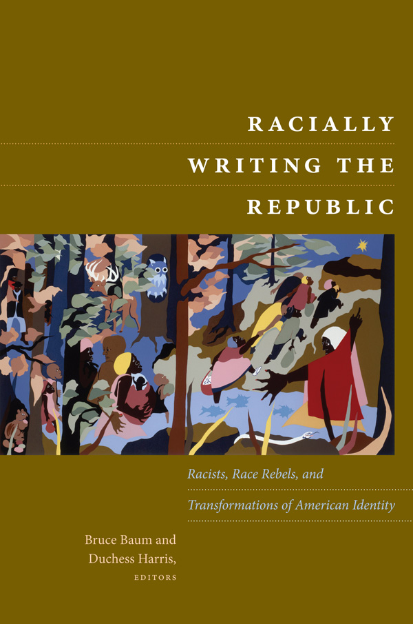 Racially Writing the Republic