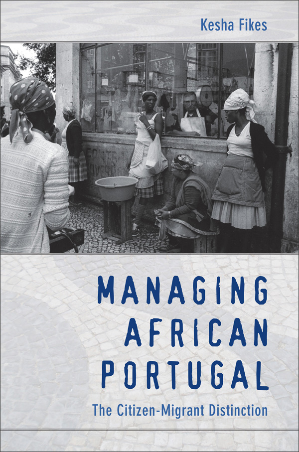 Managing African Portugal