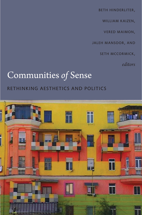 Communities of Sense