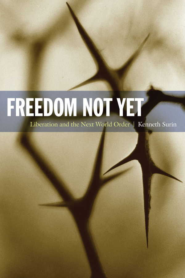Freedom Not Yet