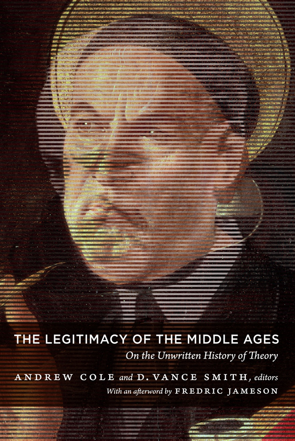 The Legitimacy of the Middle Ages
