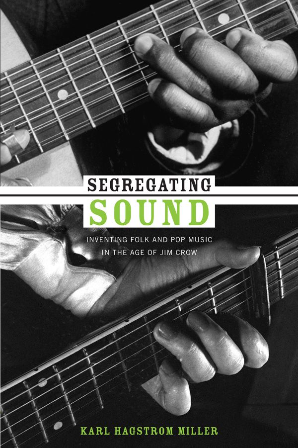 Segregating Sound