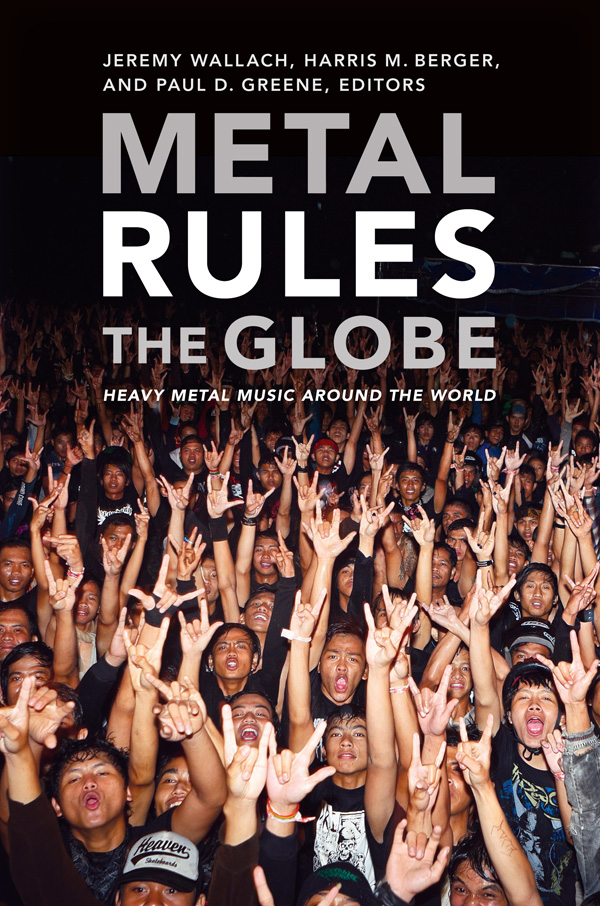 Metal Rules the Globe