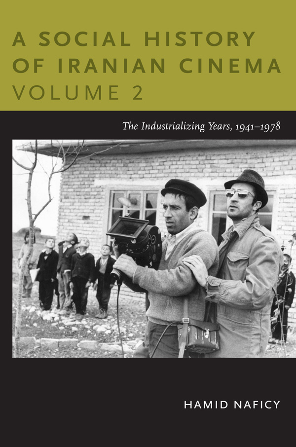 A Social History of Iranian Cinema, Volume 2