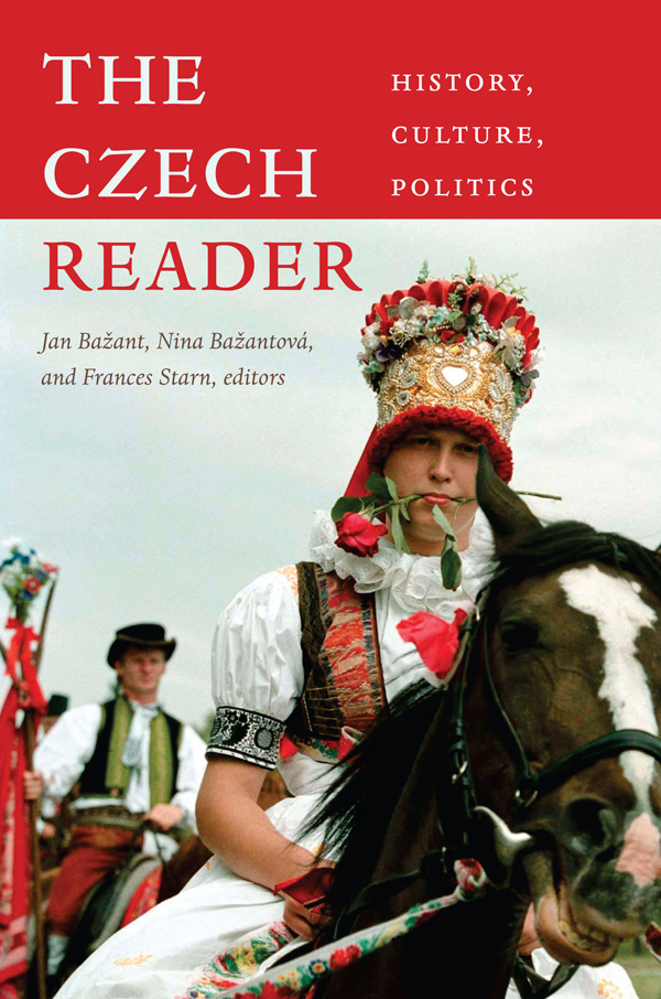 The Czech Reader