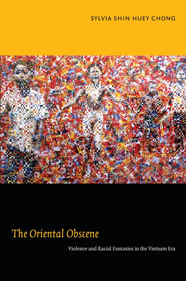 The Oriental Obscene