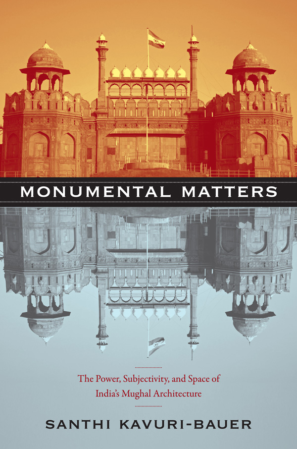 Monumental Matters