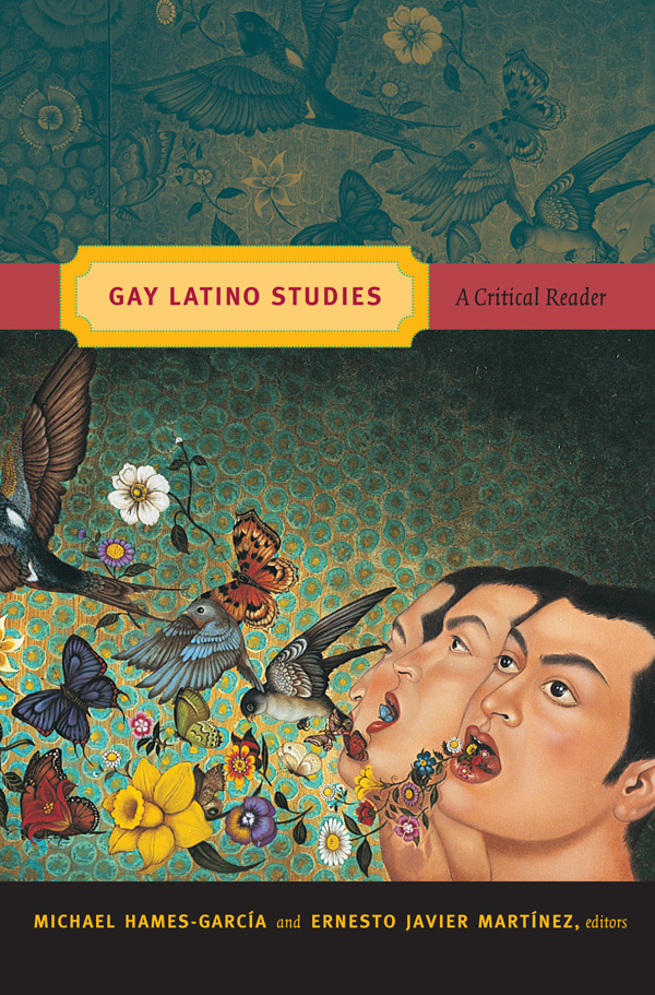 Gay Latino Studies