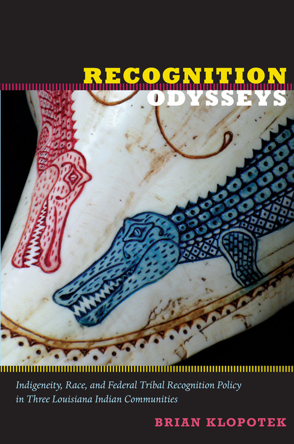 Recognition Odysseys