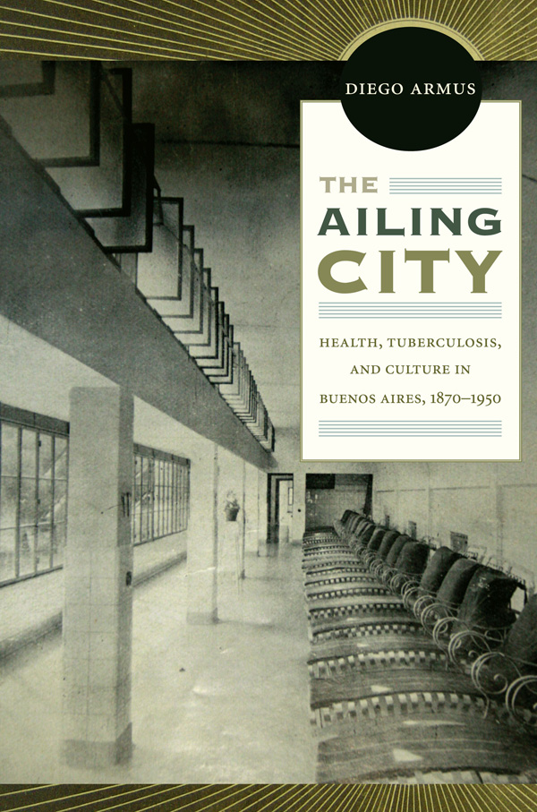 The Ailing City