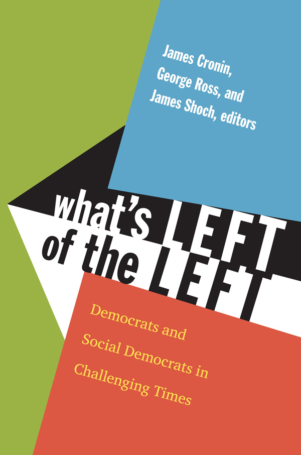 What′s Left of the Left