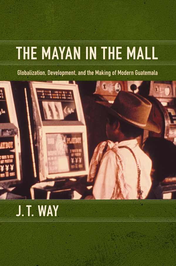 The Mayan in the Mall